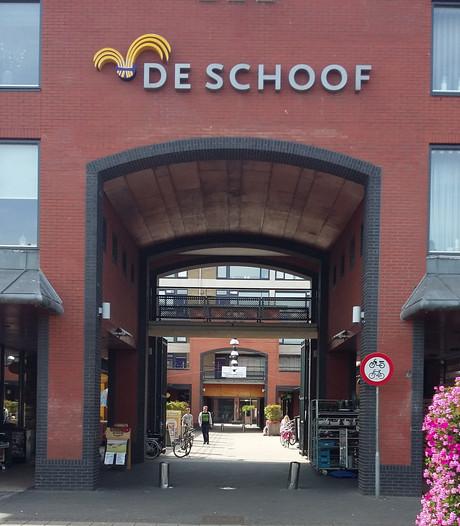Opnieuw inbraak bij geplaagd winkelcentrum De Schoof