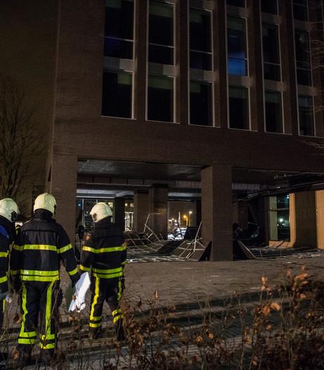 Veel meldingen, weinig schade door storm in West-Brabant