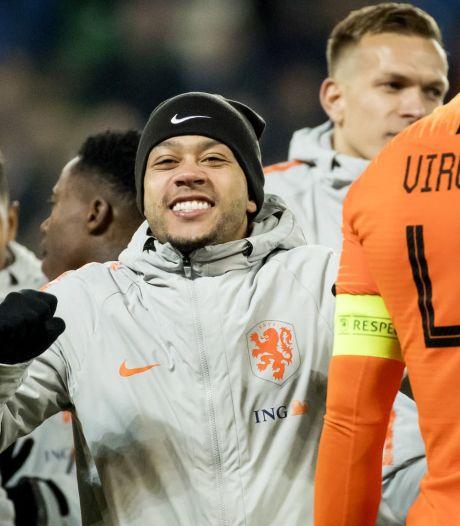 Oranje in september weer bijeen voor Nations League