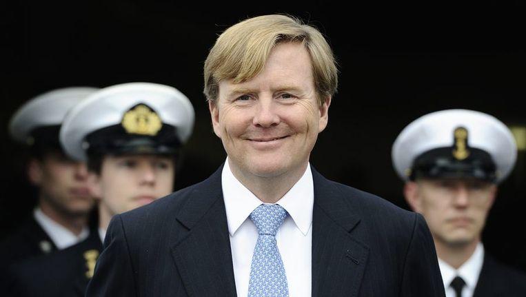 Prins Willem-Alexander Beeld ANP