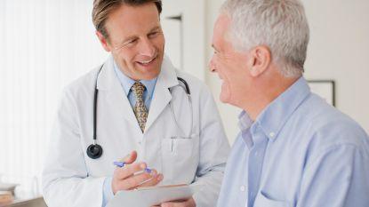 Wie altijd bij dezelfde arts gaat, leeft langer