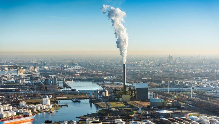 Het bedrijf wil het gebied gebruiken om duurzame warmte op te wekken voor de hoofdstad. Beeld anp