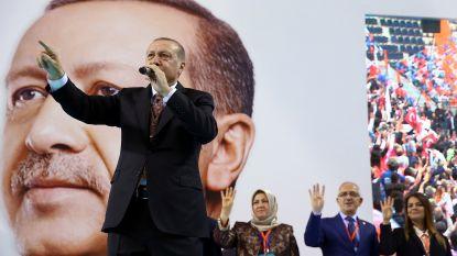 """Erdogan: """"Van zodra Afrin verlost is van Koerdische terroristen zullen we ook andere steden opkuisen"""""""