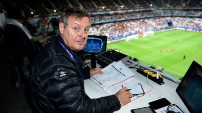 """Frank Raes niet te horen tijdens WK-finale: """"Twee jaar geleden al afgesproken"""""""