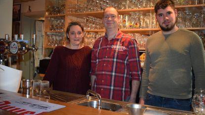 Café De Zwaan in Dworp heeft nieuwe uitbaters en die hebben heel wat plannen