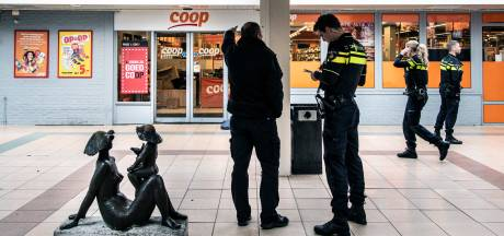 Supermarktpersoneel, snackbarhouders en bezorgers moeten weer extra vrezen voor overval