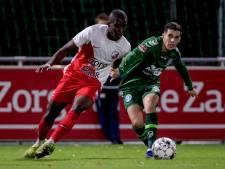 Van den Boomen redt punt voor De Graafschap tegen Jong FC Utrecht
