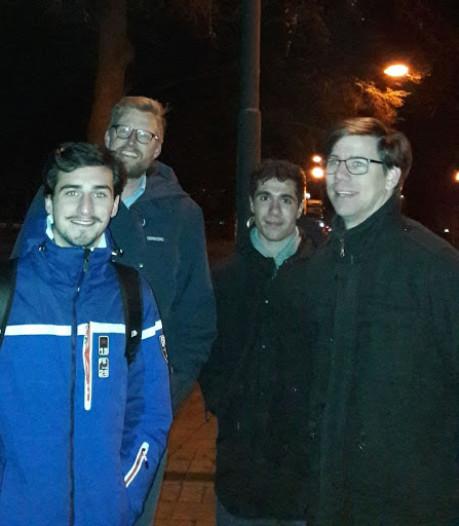 N8 is fijn, voor papa's en mama's, én voor studenten in Rhenen en Wageningen