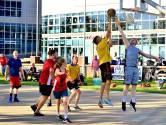 Basketbalcompetitie ZBAC is begonnen in Bergen op Zoom