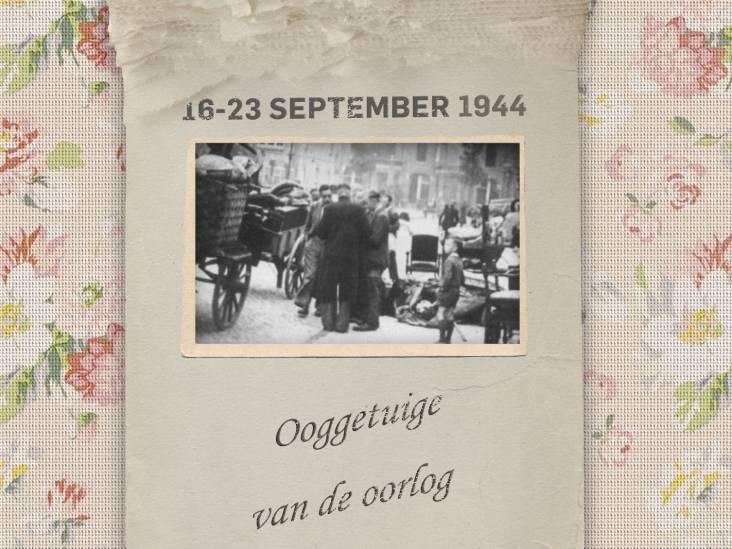 Dagboeken uit frontstad Nijmegen: 'De bestuurder wordt in zijn hoofd geschoten'