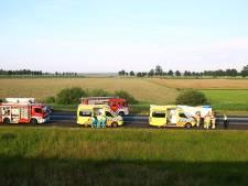 'Schrik zit er goed in' na dodelijk ongeval N50 bij Kampen