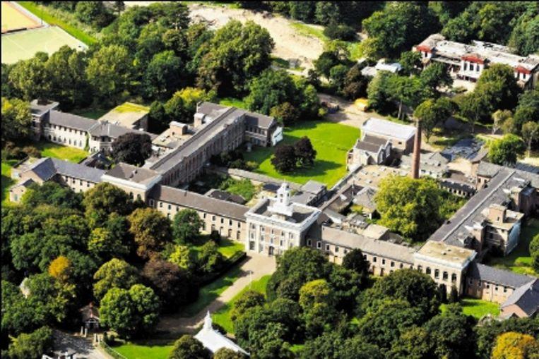 Bloemendaal, voormalig Provinciaal Ziekenhuis. (Ontwerp J.D. Zocher jr.) Beeld United Photos BV