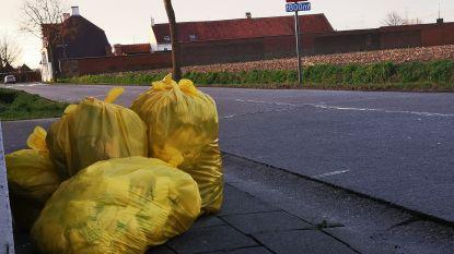 Ophaalrondes afval wijzigen in februari