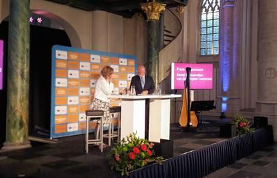 Timmermans in Breda: 'Laat EU direct zaken doen met stad en provincie'