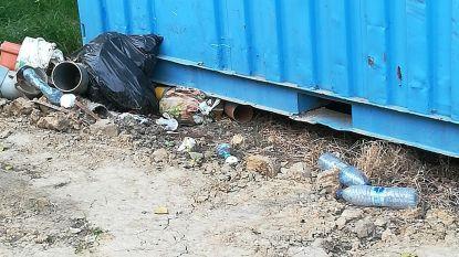 Milieuraad vraagt aannemers om geen afval achter te laten