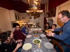 Meet en Eat met vluchtelingen die in Apeldoorn verblijven nieuw leven ingeblazen