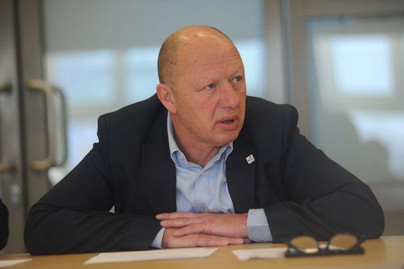"""Hans Bonte: """"Van een minister verwacht je dat hij de problemen oplost, in plaats van ze groter te maken."""""""