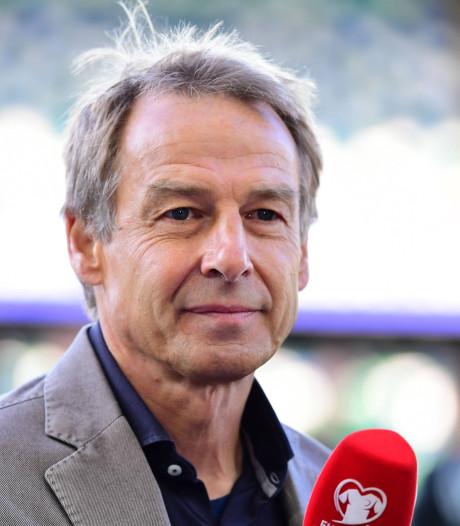 'Klinsmann wordt bondscoach Ecuador'