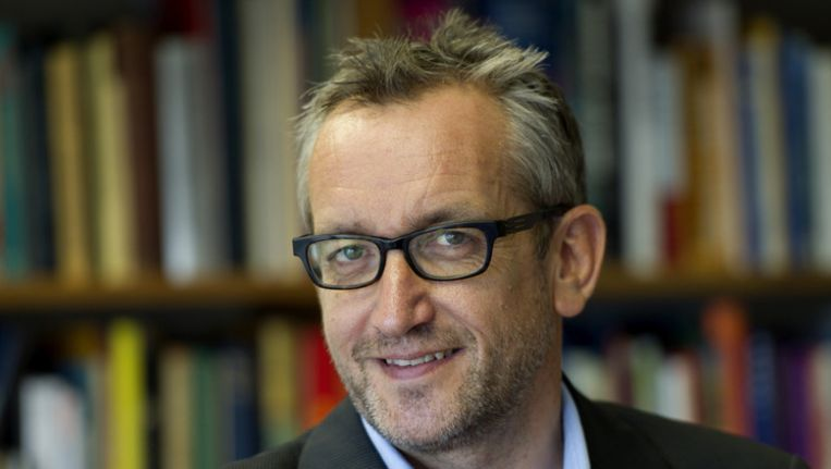 Peter Vandermeersch, hoofdredacteur NRC Handelsblad. © ANP Beeld