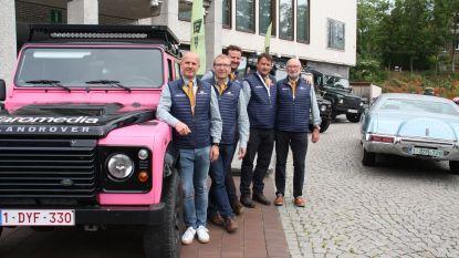 Tweede 'De Panne 4 Cars' in september mikt op 200 oldtimers en Defenders