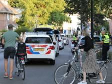 Man neergestoken in Apeldoorn voor ogen van terrasbezoekers, politie zet deel Oranjepark af