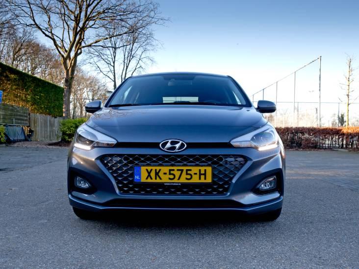 Test Hyundai i20: een kwestie van overleven