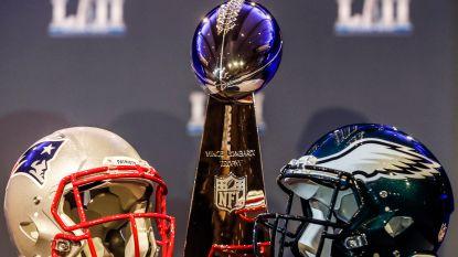 Een stadion van 1 miljard, reclamespotjes voor 5 miljoen en tickets ter waarde van 15.000 dollar: dit zijn de hallucinante cijfers achter de Super Bowl