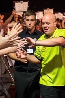 Opvallende loting voor Nederlandse darters op EK in België