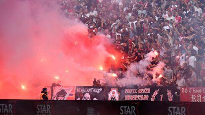 Drie arrestaties en vier lichtgewonden bij twee incidenten na Antwerp - Club Brugge