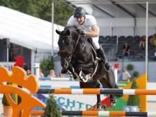 Michael Greeve met talentvol paard derde in Valencia