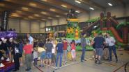 FOTOREEKS. 386 kinderen laten zich gaan op Openspelendag