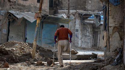 Dertien doden bij aanslag met bomauto in voormalig IS-bastion Mosul