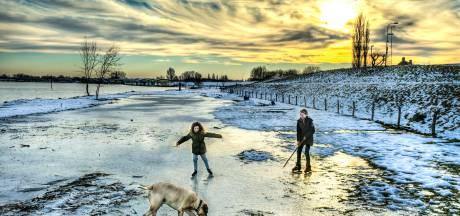Brrr! Het was vannacht ijskoud: -10 in Oost-Nederland
