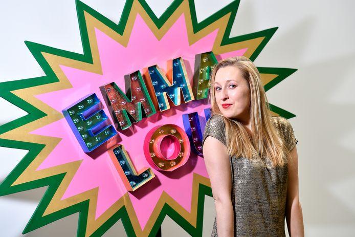 Emma Paalvast alias Emma Lou: ,,Laat mij maar mijn eigen gang gaan.''