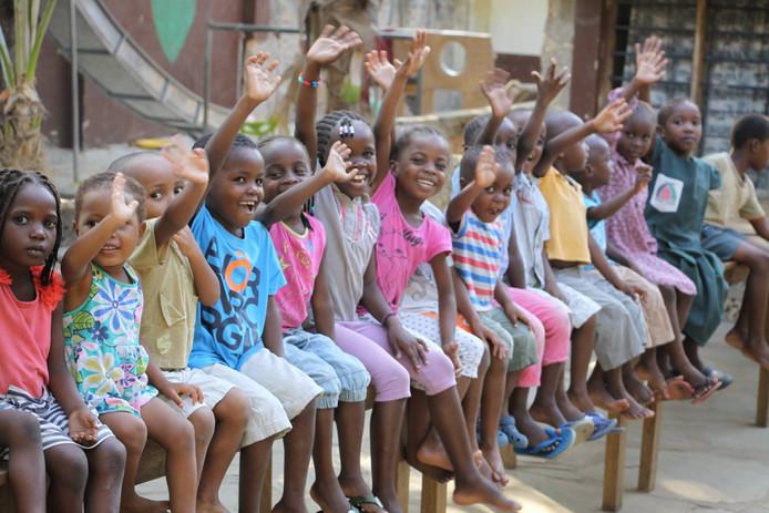Verwaarloosde kinderen krijgen een beter leven in Kebene Children's Home in Kenia.