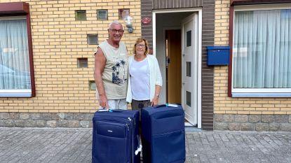Oef! Na 5,5 maanden en 6 geschrapte vluchten zijn Linda en Guido eindelijk terug thuis uit Kaapverdië