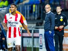 TOP Oss wil hekkensluiter niet onderschatten: 'Helmond Sport gaat loeren op de counter'