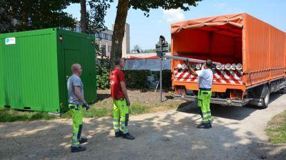 Stadsfestivals geven startschot voor opbouw