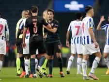 Porto maakt zich op voor volgende ronde na gelijkspel tegen geplaatst Manchester City