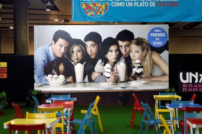 De Friends-acteurs.