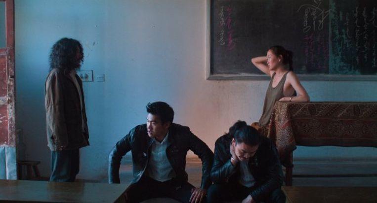 K van regisseur Zhangke Jia. Beeld -