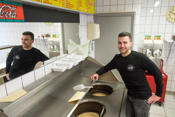 Robin van Beijnen neemt cafetaria 't Sint Janneke over.