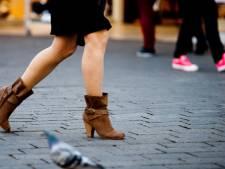 De dochters hebben jonge benen en ik behoor tot de risicogroep