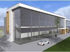 Deze bedrijven zijn in aanbouw aan de noordelijke rondweg in Breda