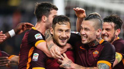 """Ik heb al mijn vriendinnen bedrogen, maar mijn club bedriegen? Nooit!"": AS Roma huilt om afscheid Totti"