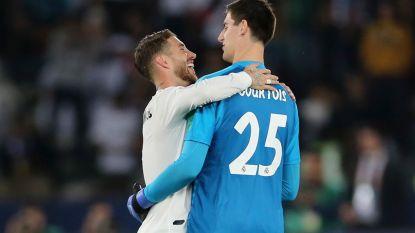 Eerste prijs met Real Madrid is binnen voor Courtois: Spaanse grootmacht wint WK voor clubs voor derde keer op rij (4-1)