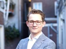 Funs Elbersen (23) mikt op zetel in Eerste kamer