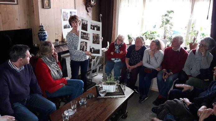 Evy Hochmeier vertelt over de warme familie Hes-Speelman die op Ridderstraat 58 woonde.