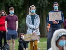 Stilteprotest in Wageningen tegen vluchtelingenbeleid