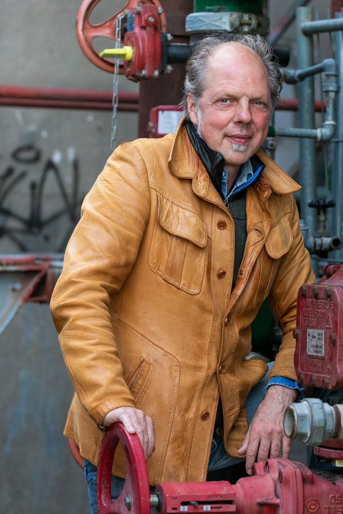 De Bossche musicus Bart van Dongen wordt 60 en dat viert dat in de Toonzaal. Foto Roel van der Aa